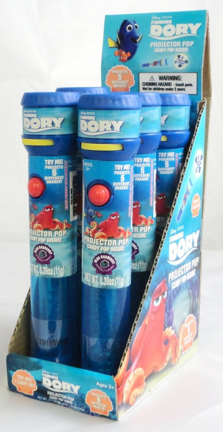 Disney Finding Dory Projector Pops