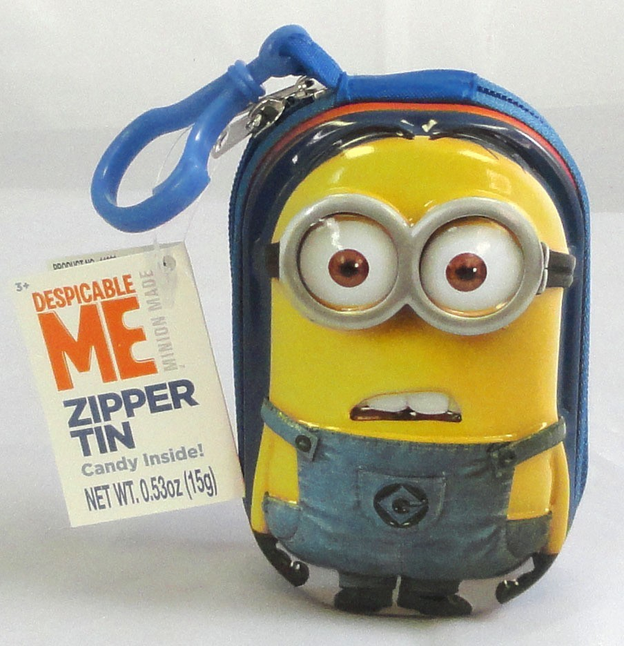 Minions Minions Zipper Tin