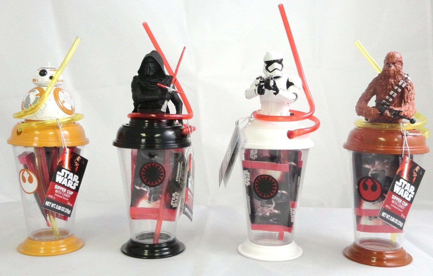 Star Wars Star Wars Episode 7 Sipper Cups