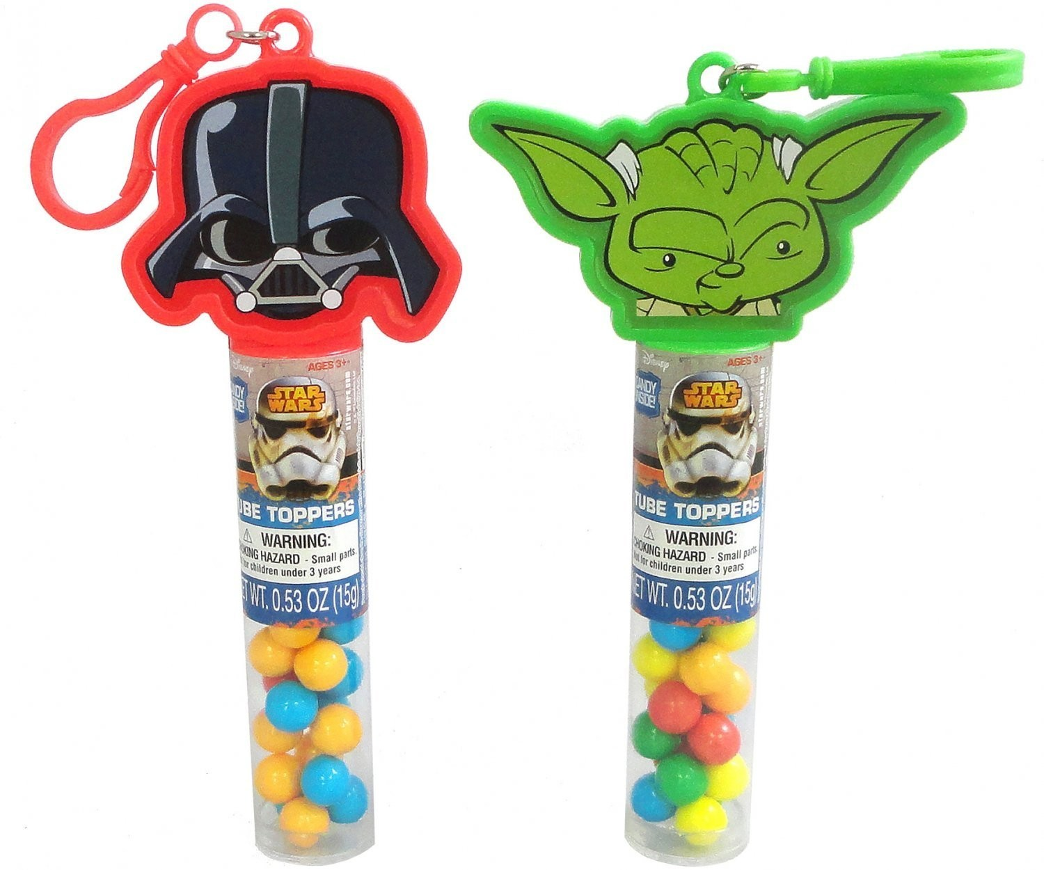 Star Wars Star Wars Collectible Tube Topper with Key Chain