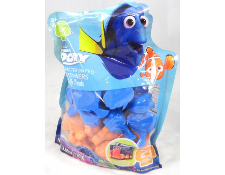 Disney Disney Finding Dory 22ct. Container Classroom Exchange Gusset Bag -