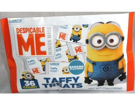 Minions 36ct. Taffy Laydown Bag