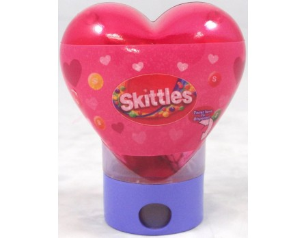 Skittles Candy Heart Dispenser